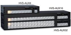 HVS-AUX16 and HVS-AUX32