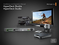 Blackmagic Hyperdeck