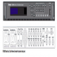 Master Sync / Master Clock Reference Generator  SPG8000 Datasheet